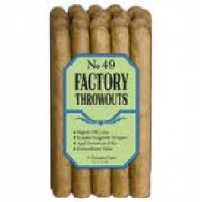 Factory Throwouts 49's - 5.5 x 49 - 20 Cigars