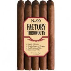 Factory Throwout 99's - 7.25 x 52 - 20 Cigars